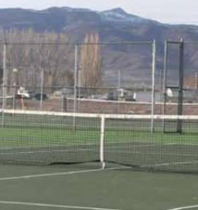 Monroe City Ballpark Tennis Courts Jones Demille